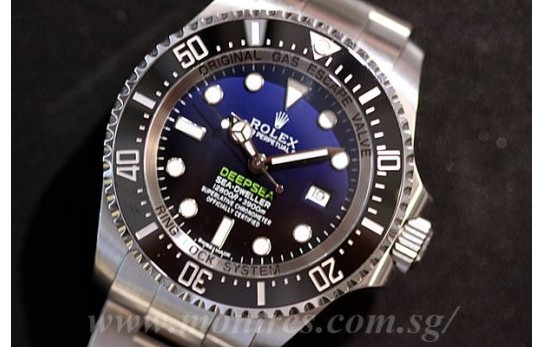 Rolex Deepsea Review 2015
